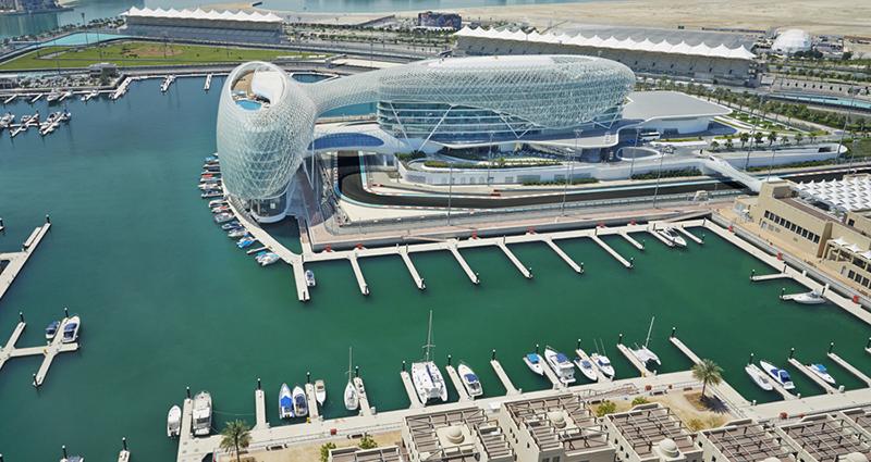 Reci Yas za ludu zabavu u Abu Dhabiju
