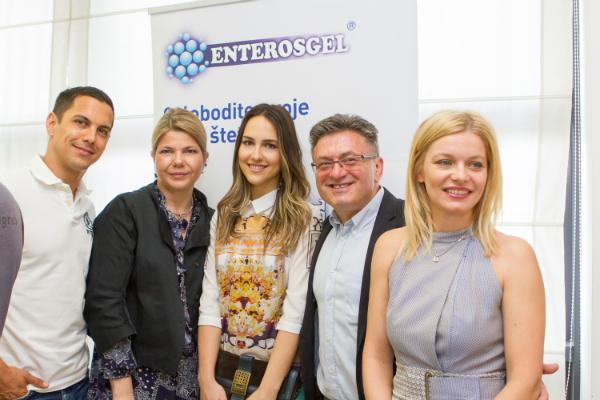 Enterosgel proslavio 2. godinu na hrvatskom tržištu
