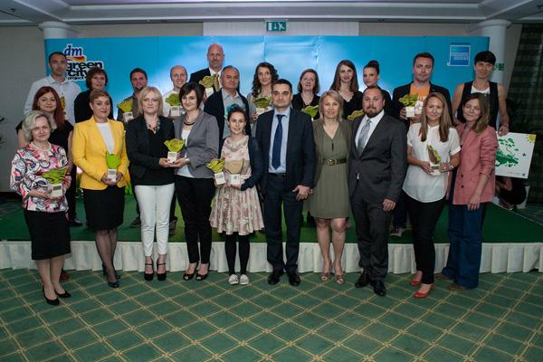 Dodijeljene nagrade eko projektima