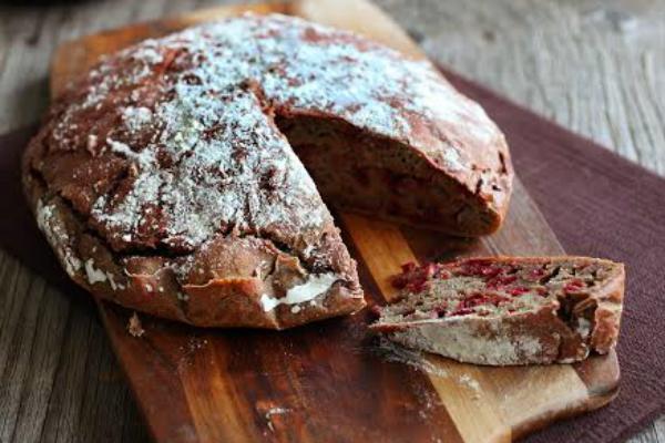 Kako napraviti beskvasni kruh od cikle?