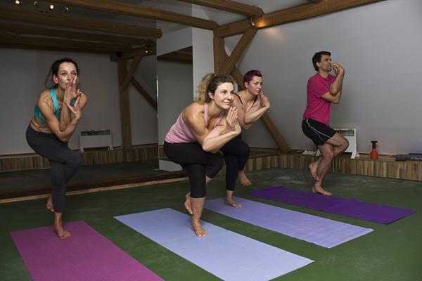 Hot yoga - idealna tjelovježba za zimske dane