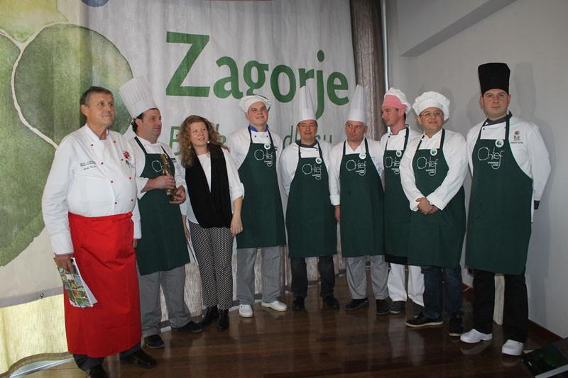 Odabran ovogodišnji Chtef Zagorski chef