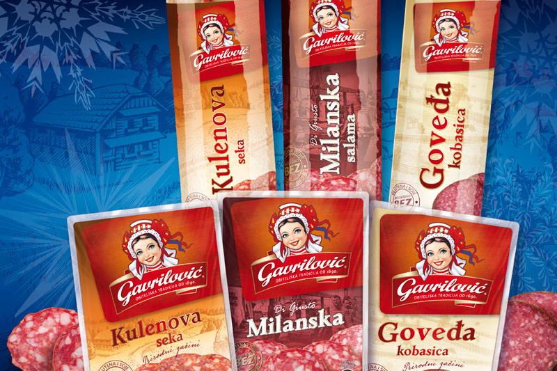 Nove delicije iz Gavrilovića oduševit će svakog gurmana