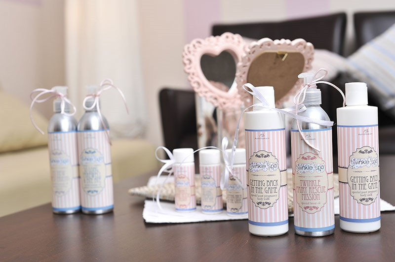 Twinkle Spa & AlpStories kozmetika za trudnice i mlade mame