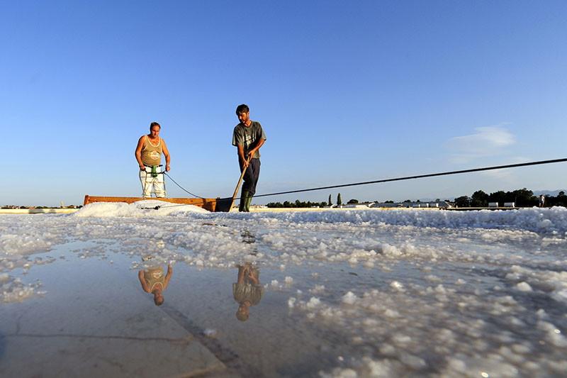 Prva hrvatska eko sol stiže iz Solane Nin