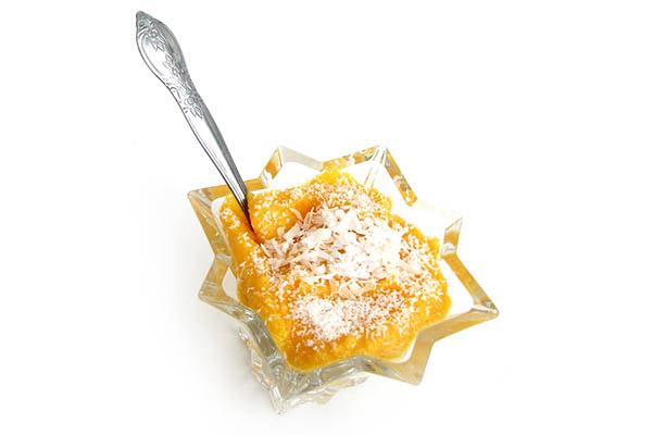 Sladoled od banane i rogača u 2 minute