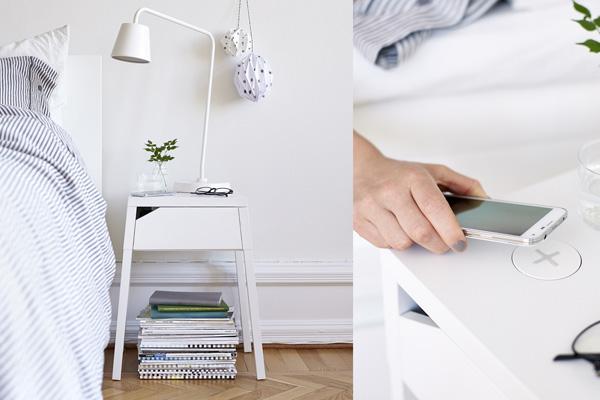NOVO: IKEA bežični punjači