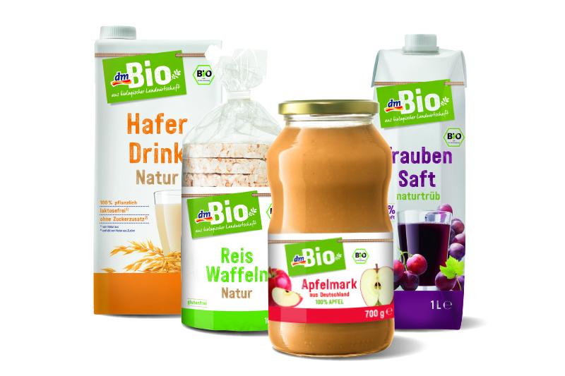 dm Bio - prva vlastita robna marka u kategoriji hrane