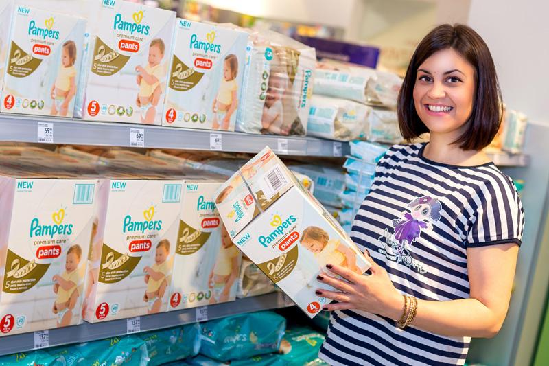 Pampers i Jolie Petite – sinonim za sretne mame i bebe