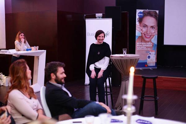 Business Cafe - Kako o(p)stati poduzetnik?