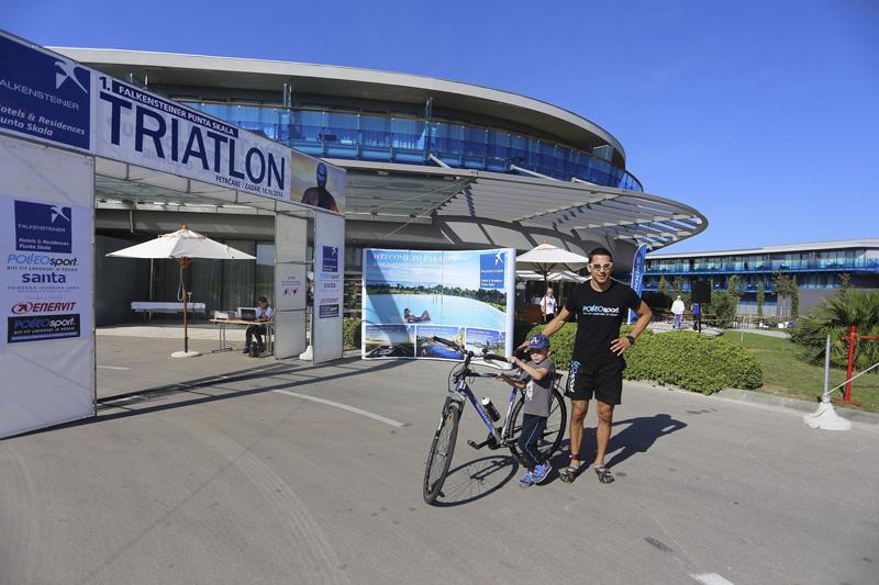 Prijavite se na Falkensteiner Punta Skala triatlon