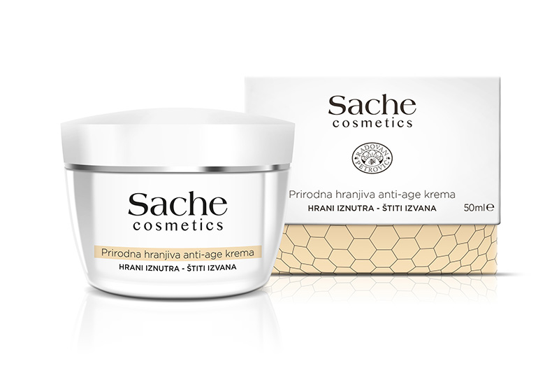 Sache kozmetika - prirodna njega lica i tijela