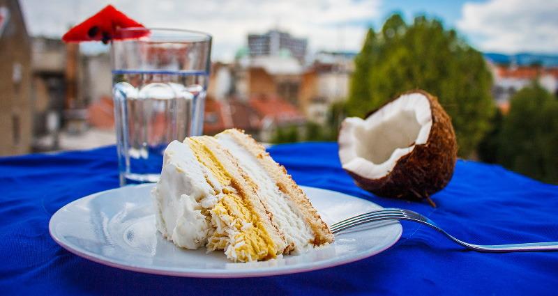 Novi ljetni sladoledni hit – kokos torta