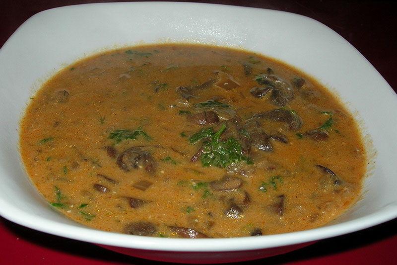 Tradicionalna zagorska juha od vrganja