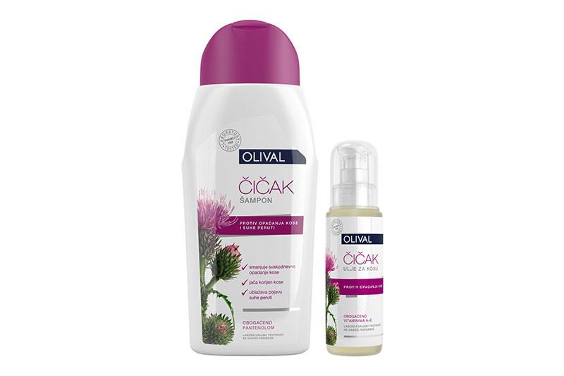 Olivalovo ulje i šampon od čička – saveznici za zdravu kosu