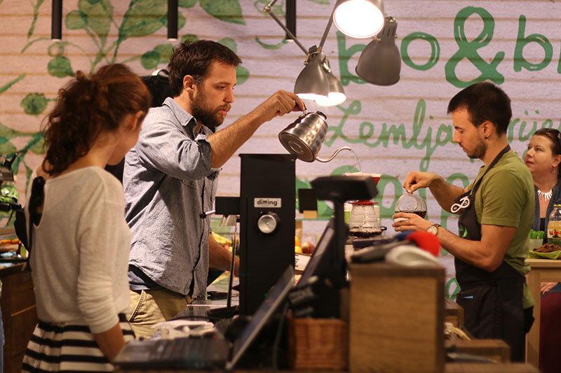 bio&bio cafe - dobra priča o kavi