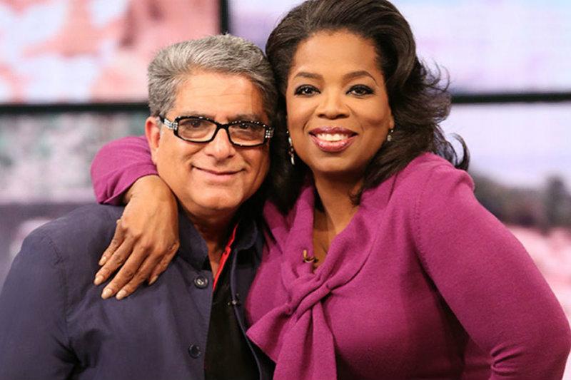 Oprah & Deepak Chopra: Stvaranje mira ide iznutra prema van