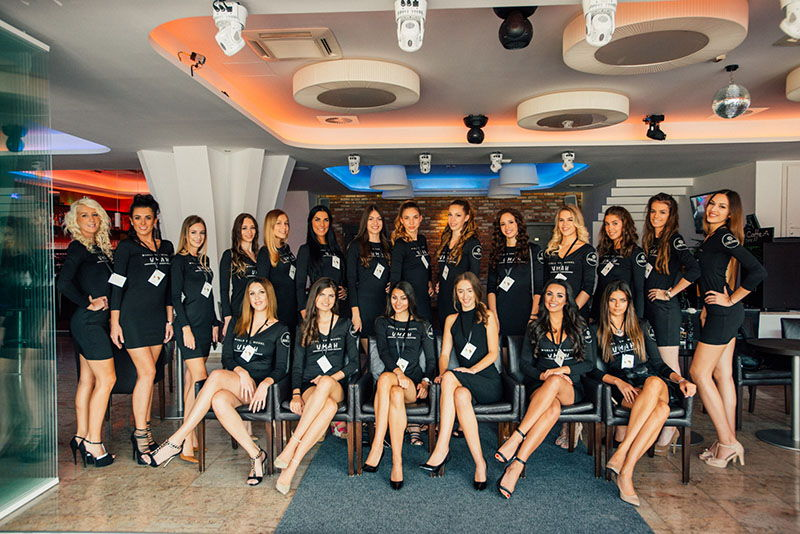 Veliko finale izbora World Top Model Croatia u Sheratonu