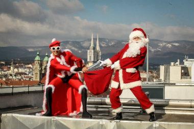 Djed Mraz ima tajnu, a otkrio ju je Mario Valentić