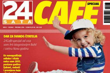 Novi Cafe specijal daruje sve čitatelje