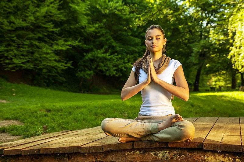 Joga vježbe disanja: prodišite punim plućima