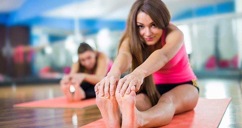 Joga vježbe za mršavljenje