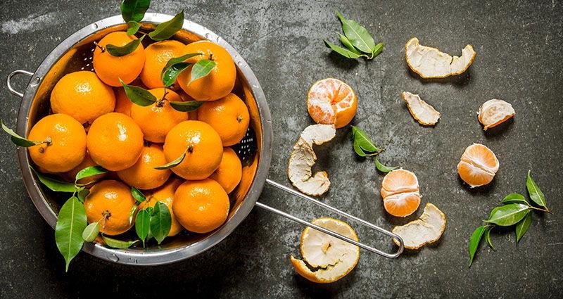 Zašto volimo mandarinu?