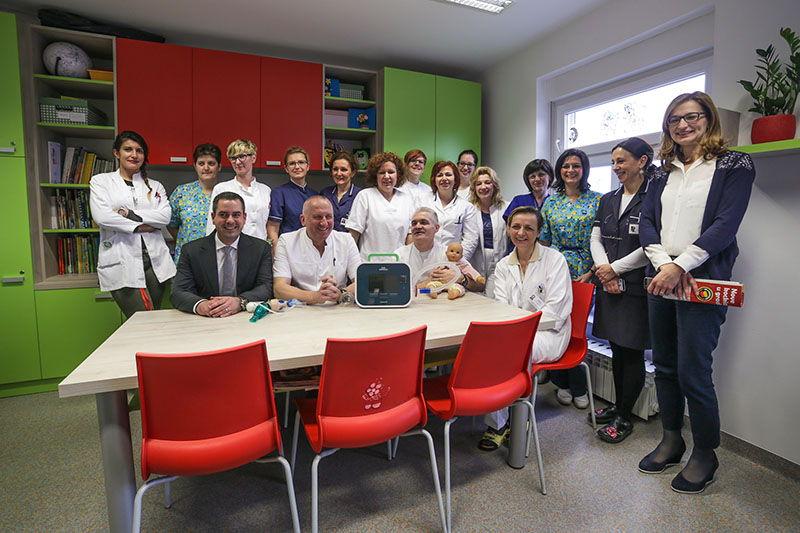 Otvoreno prvo savjetovalište za kašalj u Hrvatskoj