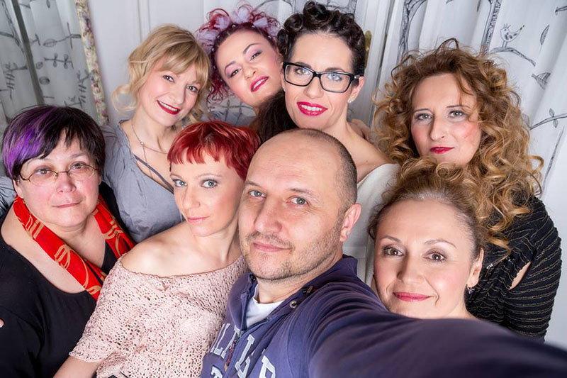 Katarina Džale predstavila projekt Wall of Femmes