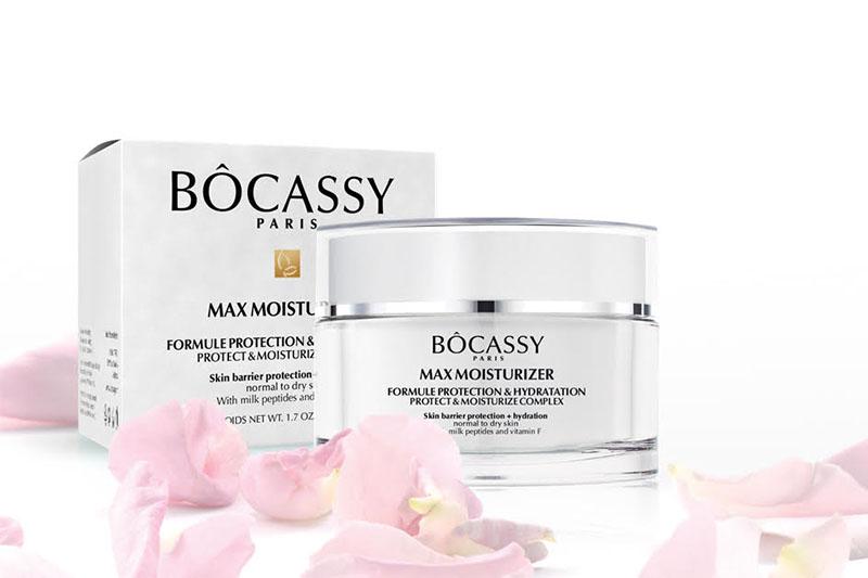 Bocassy Max Moisturizer - obnovljena koža u samo 9 dana