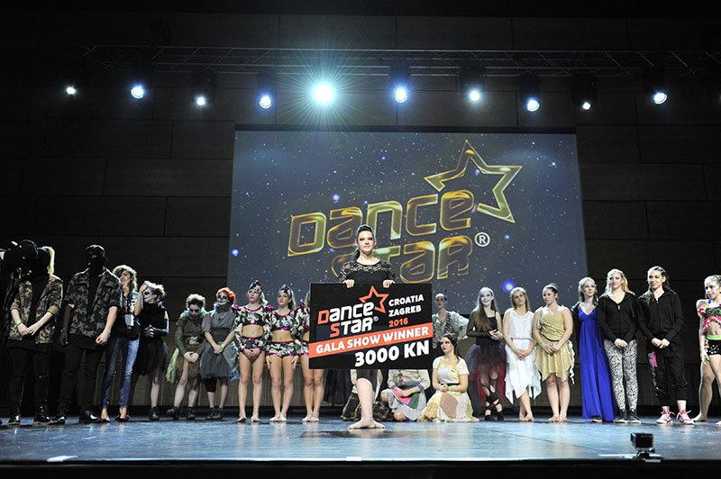 Plesni spektakl DanceStar Croatia rasplesao Zagreb