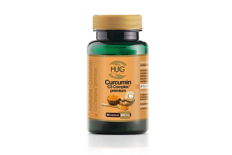 Curcumin C3 Complex Premium: Iskusi superiornu kvalitetu kurkumina