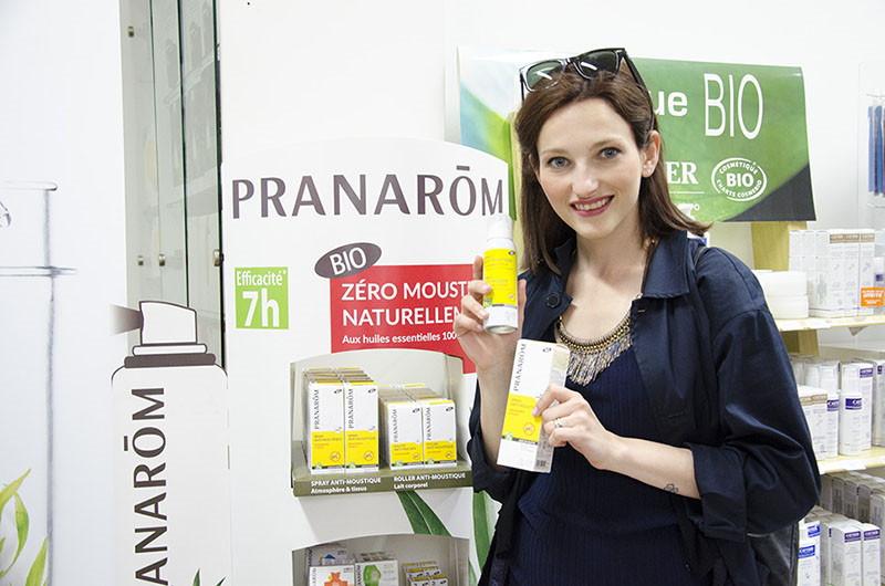 Aromapic Pranarom - zaštita od komaraca iz laboratorija čiste prirode