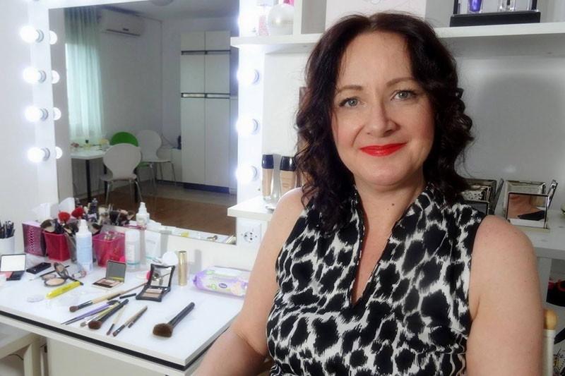 Irena Herceg: Dobar make up ističe naše pravo JA