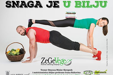 Trener fitnessa Mislav Skrepnik i nutricionistica Ivana Rukavina pozivaju te