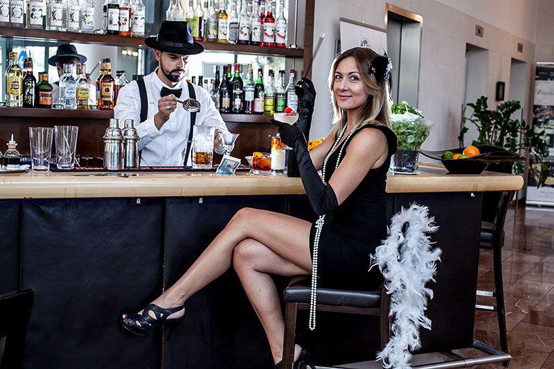 Prohibicija u Zagrebu: Hotel Arcotel Allegra predstavio listu novih koktela