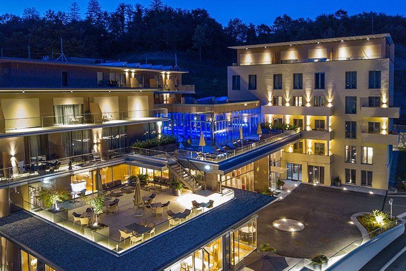Atlantida Boutique Hotel: Moderna oaza ljekovite mineralne vode i wellnessa u Rogaškoj Slatini