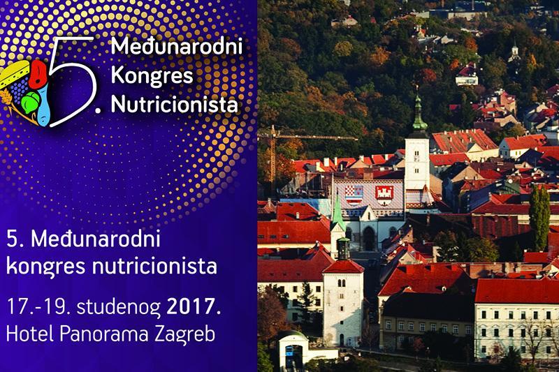 Bliži se 5. Međunarodni kongres nutricionista u Zagrebu