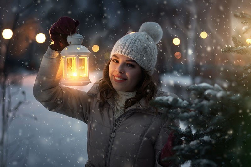 Doživite božićnu bajku u Termama Laško