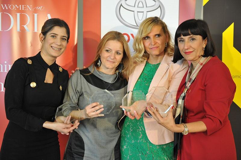 Mreža Women in Adria nagradila najbolje poduzetnice