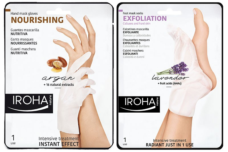 Iroha Nature: Maske koje ove zime čuvaju našu kožu
