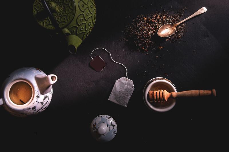 Zima i čaj - savršen par