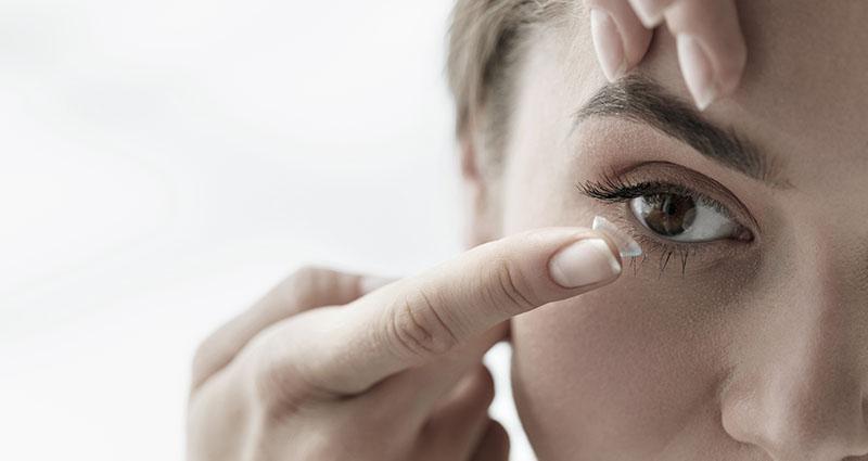 Mali vodič za nošenje kontaktnih