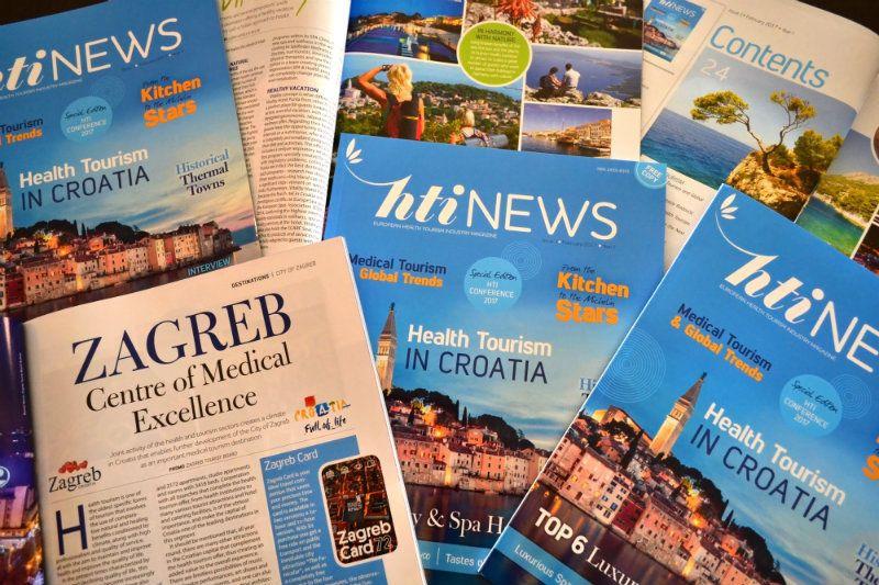 HTI News: U Rovinju predstavljen prvi europski magazin za promociju zdravstvenog turizma