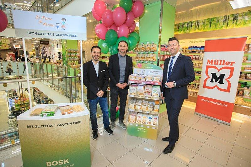 Il pane di Anna - novi brend bezglutenskih proizvoda u Müller trgovinama