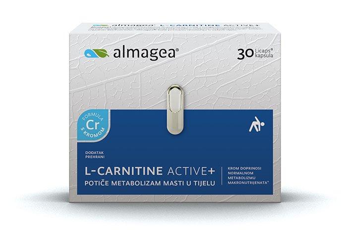 Uz L-karnitin i krom brzo ćete doći do dobre forme i vitke linije