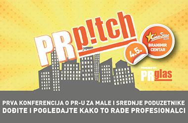 PR Pitch - prva konferencija o PR-u za male i