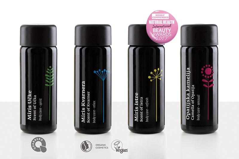 Međunarodno priznanje za hrvatski brand prirodne kozmetike Quarnero