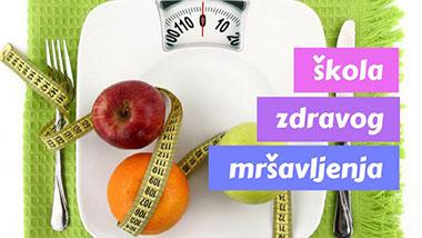 Škola zdravog mršavljenja - provjeren recept za gubitak