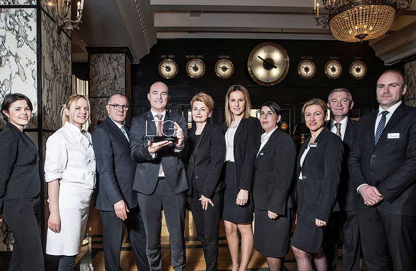Prestižne nagrade za izvrsnost zagrebačkom hotelu Esplanade